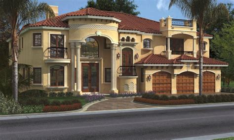 cool luxurious house plans applied  large building style