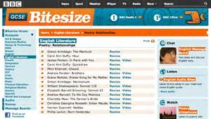 Bbc bitesize revision relationships cluster wildernenglish