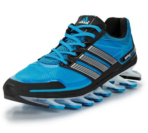 adidas shoes and adidas springblade running sports shoes blue black buy from