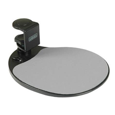 Mouse Platform Desk by Mouse Platform Desk Mount Black Um003b