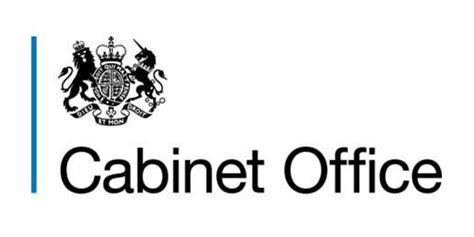 Cabinet Office Logo by Osborne 3 Nine