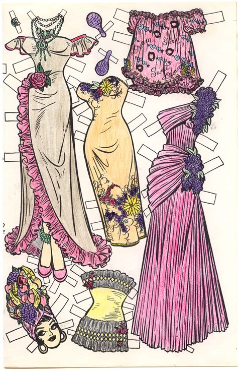 Paper Doll For - 1000 images about bouwplaten on paper dolls