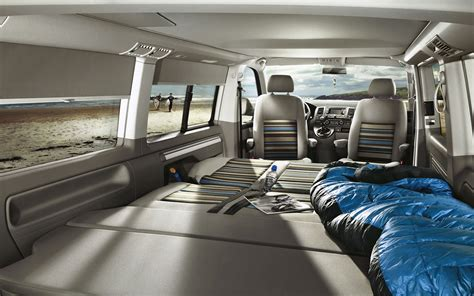 volkswagen california interior california dreaming volkswagen california beach van