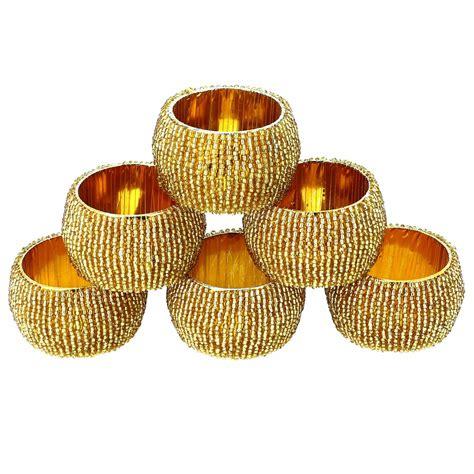 amazon handmade amazon com handmade indian gold beaded tea coasters 4