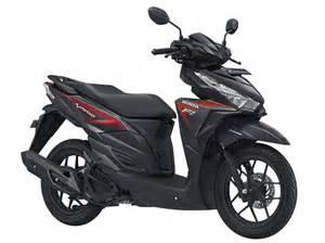 Honda Terbaru 2015 Pilihan Warna New Honda Vario 125 Esp 2015 Harga Dan