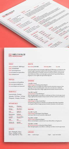 Interests Curriculum Vitae Exles by Europass Cv Template Resume Format For