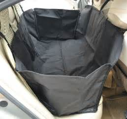 Pet Car Seat Covers Black Ebay