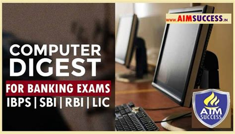 sbi rbi layout branch manager computer awareness quiz for banking exams online