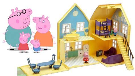 casa di peppa pig prezzo grande casa di peppa pig italiano giochi per bambini toc