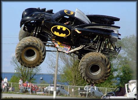 Pics For Gt Batman Monster Truck