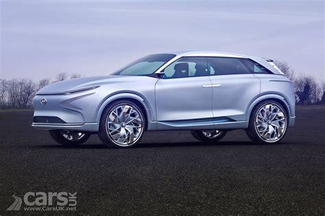 Future Hyundai Cars by Hyundai Fe Fuel Cell Concept Previews A Future Hyundai