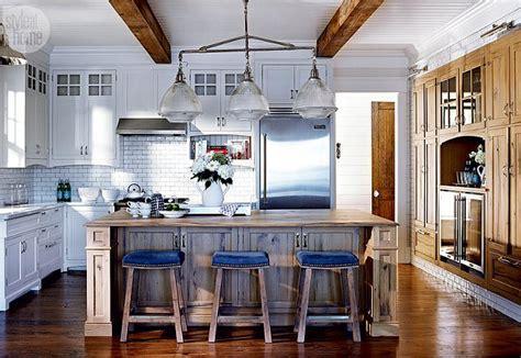 coastal style kitchens lake muskoka cottage with coastal interiors home bunch