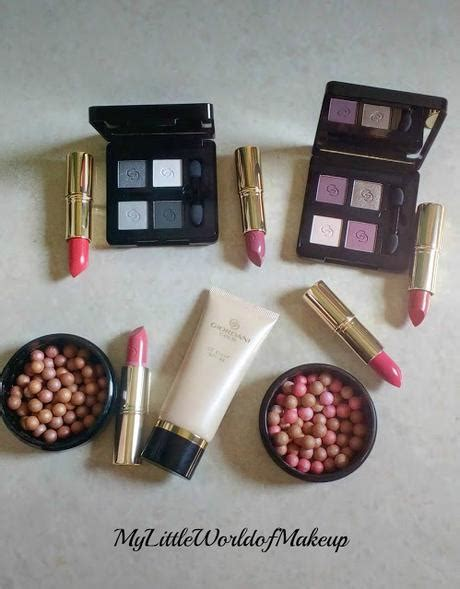 Make Up Giordani Gold new giordani gold make up range by oriflame overview