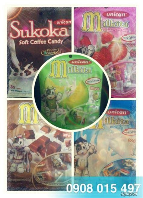 Milkita Assorted Milk Lollipop kẹo sữa milkita kẹo touch version