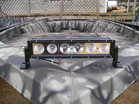 led light bar for boats backwoods landing the nations largest weldbilt dealer with