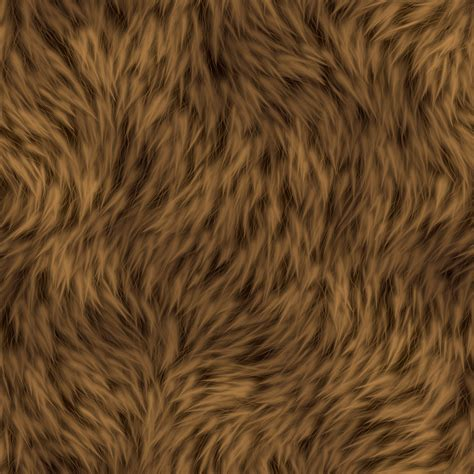 brown fur pattern long soft and luxurious seamless animal fur texture www
