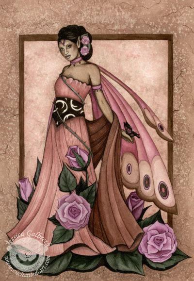 fairy magyk ecards jessica galbreth lavender rose