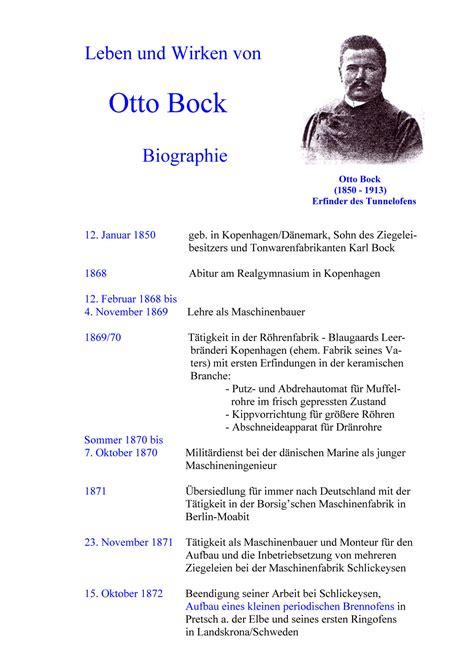 Lebenslauf Mit Titel Unterschreiben Dachziegel Archiv Max Ziegeleitechnisches B 252 Ro Otto Bock Bock Otto Ofenbau Lebenslauf 1850