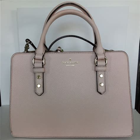 Kate Spade Lise 47 kate spade handbags kate spade mulberry lise satchel pink from s closet