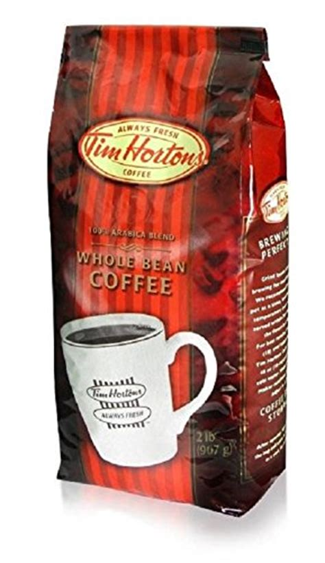Blend Coffee Bean tim horton s 100 arabica medium roast original blend