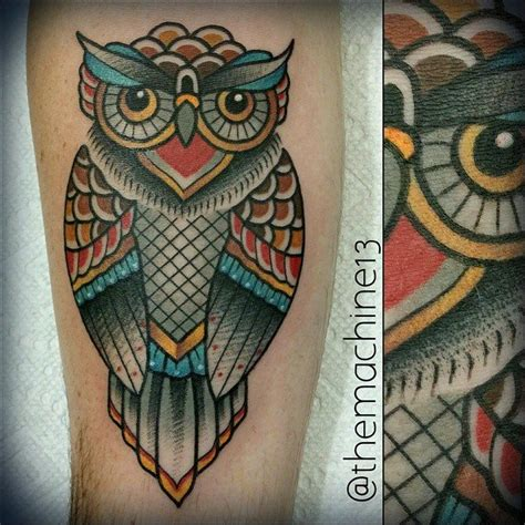 evermore tattoo evermore company traditional owl and more