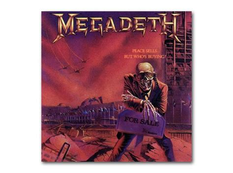 megadeth best albums october megadeth peace sells but who s buying the