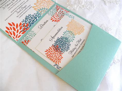 Easy Handmade Wedding Invitations - wedding invitations creative wedding invitation