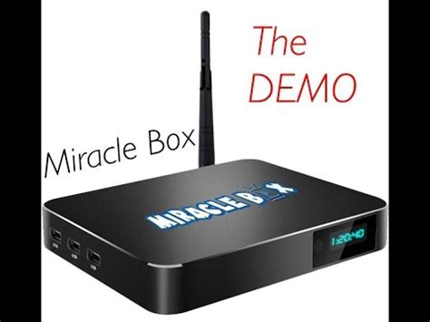Miracle Tv Miracle Box 3 0 How To Guide Funnycat Tv