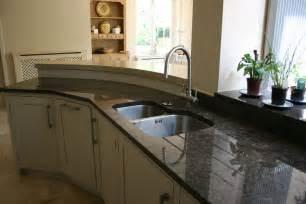 Granite Look Kitchen Worktops Granite Worktop In Kitchens Ward Log Homes