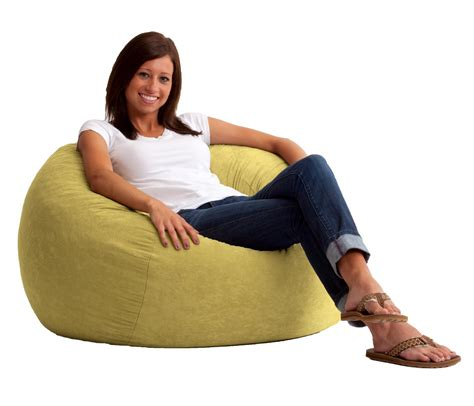 fuf bean bag chair comfort research 3 5 quot fuf bean bag chair in sand dune