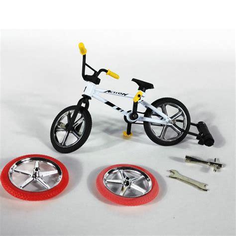 Finger Bike Sbego Bike mini finger bmx bicycle trix finger bikes bmx bike model toys mini finger bike tech deck