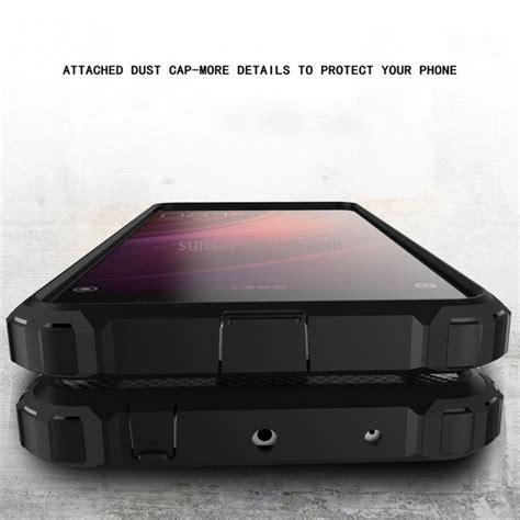 Shield Tough Armor For Xiaomi Redmi 1s Blue sunsky xiaomi redmi note 4 tough armor tpu pc combination bronze
