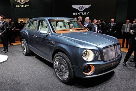 Bentley Truck Price 2012 When They Gonna Make That Bentley Truck Phenomenal