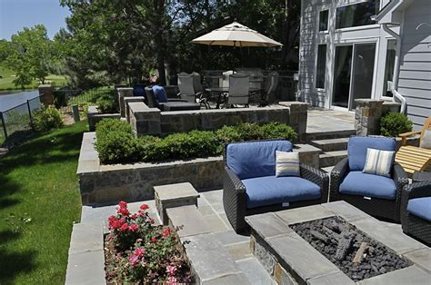 Landscape Rock Denver Flagstone Patios