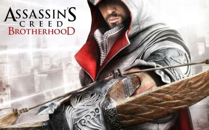 assassins creed brotherhood game wallpapers  jpg format