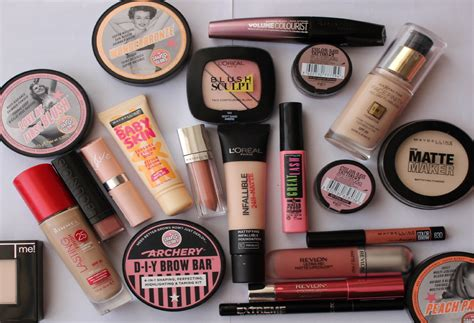 best loreal makeup products best drugstore makeup products 2016