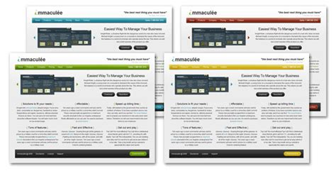 35 Best Technology Website Templates 2018 Designmaz Software Portfolio Template