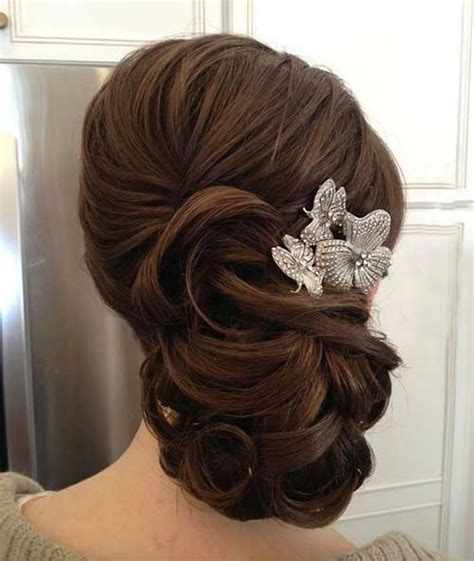 Wedding Hairstyles Names by Stunning Wedding Hairstyles For Hairstyles