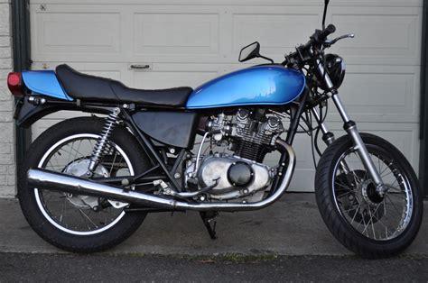 Suzuki Gs400 1978 Suzuki Gs 400 E Pic 9 Onlymotorbikes