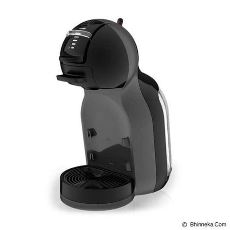 Mesin Coffee Nescafe jual nescafe dolce gusto krups mini me kp1208 black