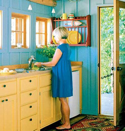 Bright Kitchen Colors by Bright Colors In The Kitchen