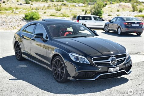 2014 Mercedes Cls 63 Amg by Mercedes Cls 63 Amg C218 2015 22 August 2016