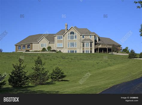 big house on the hill stock photo stock images bigstock