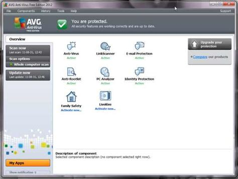 avg full version antivirus free download 2012 free download avg anti virus 2012 0 2178 32 bit full