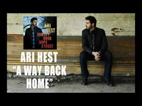 ari hest a way back home lyrics