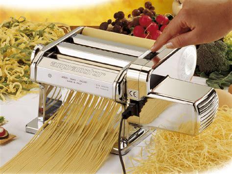 macchina per fare la pasta in casa elettrica macchina per la pasta