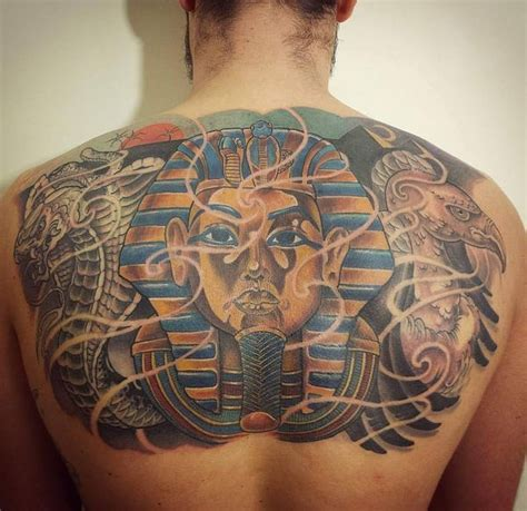 egyptian chest tattoos chest for 11616 mediabin