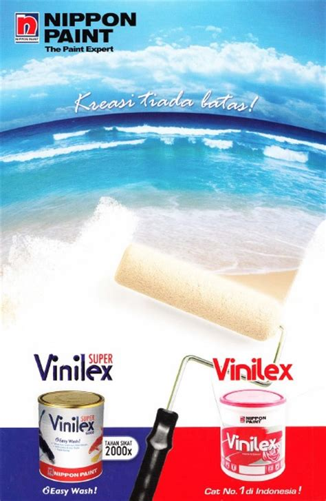 Vinilex Pro nippon paint indonesia the coatings expert view colour cards