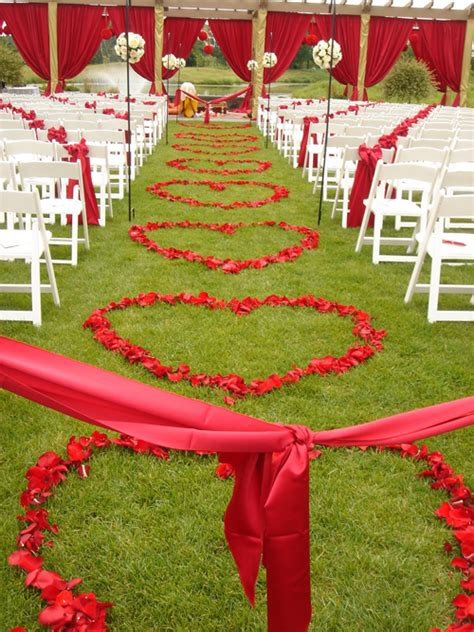 Wedding Aisle Flower Petal Designs by Petal Aisle Styles And How To Calculate Petals Needed