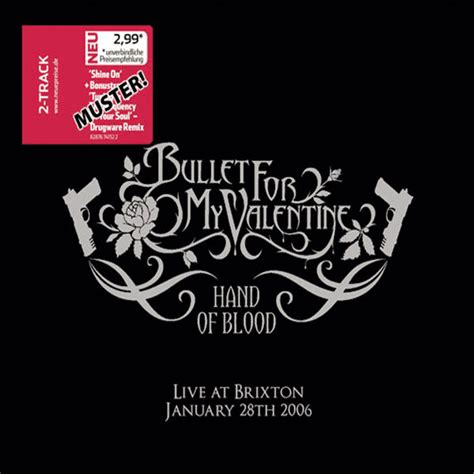 bullet for my blood of of blood live at brixton bullet for my
